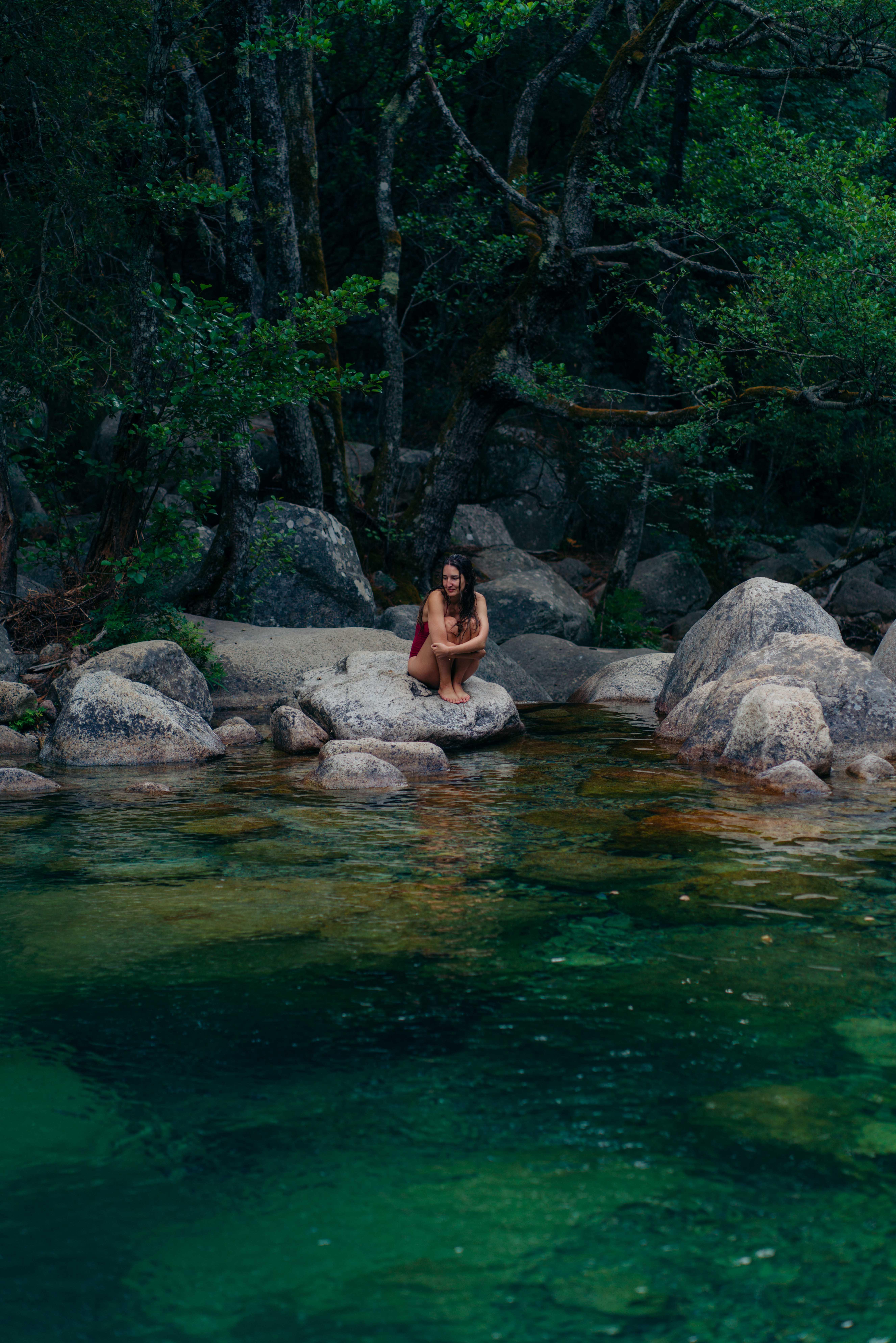 Cascades de Polischellu co zobaczyć na korsyce