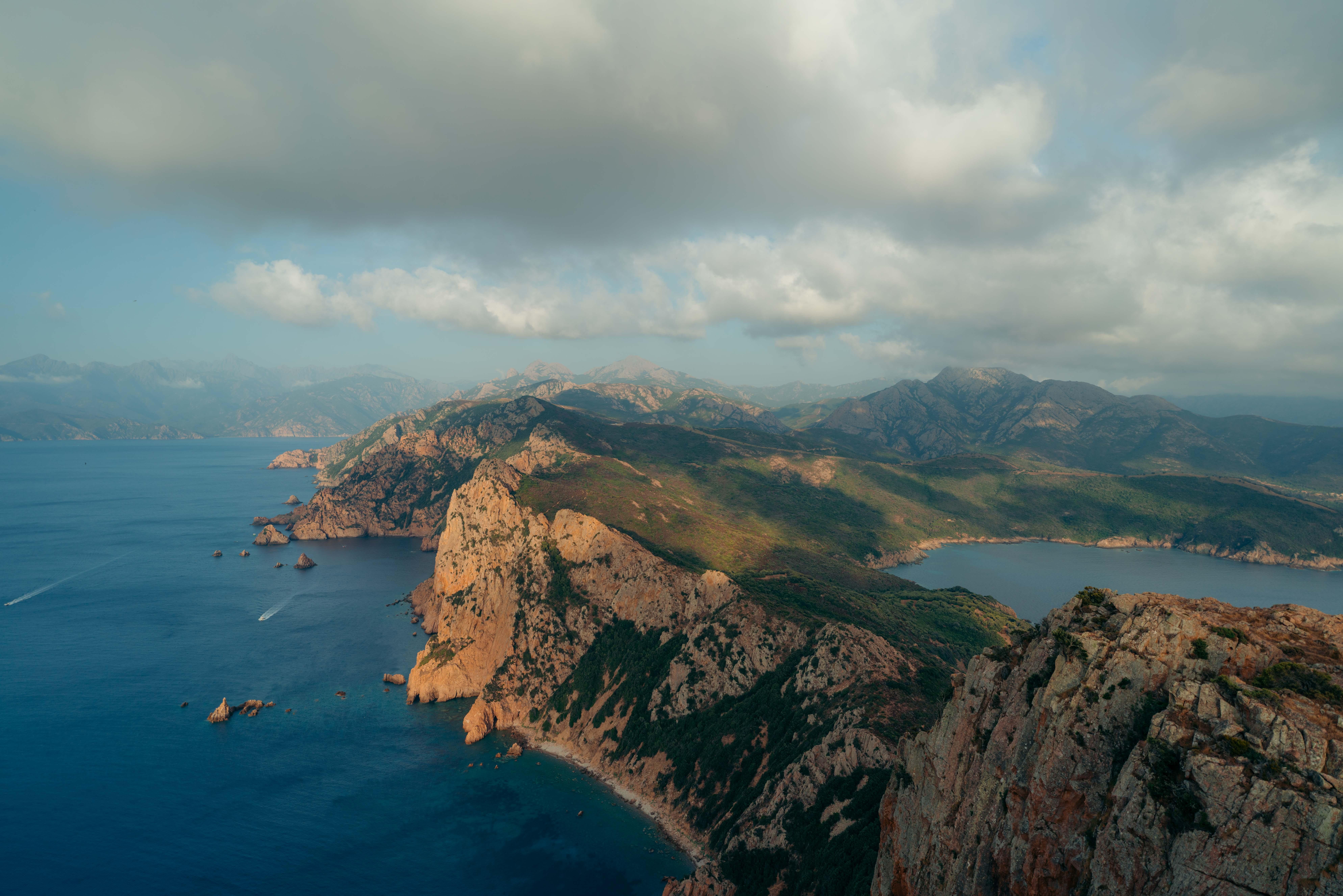 jak dostać się na Korsykę Korsyka przewodnik