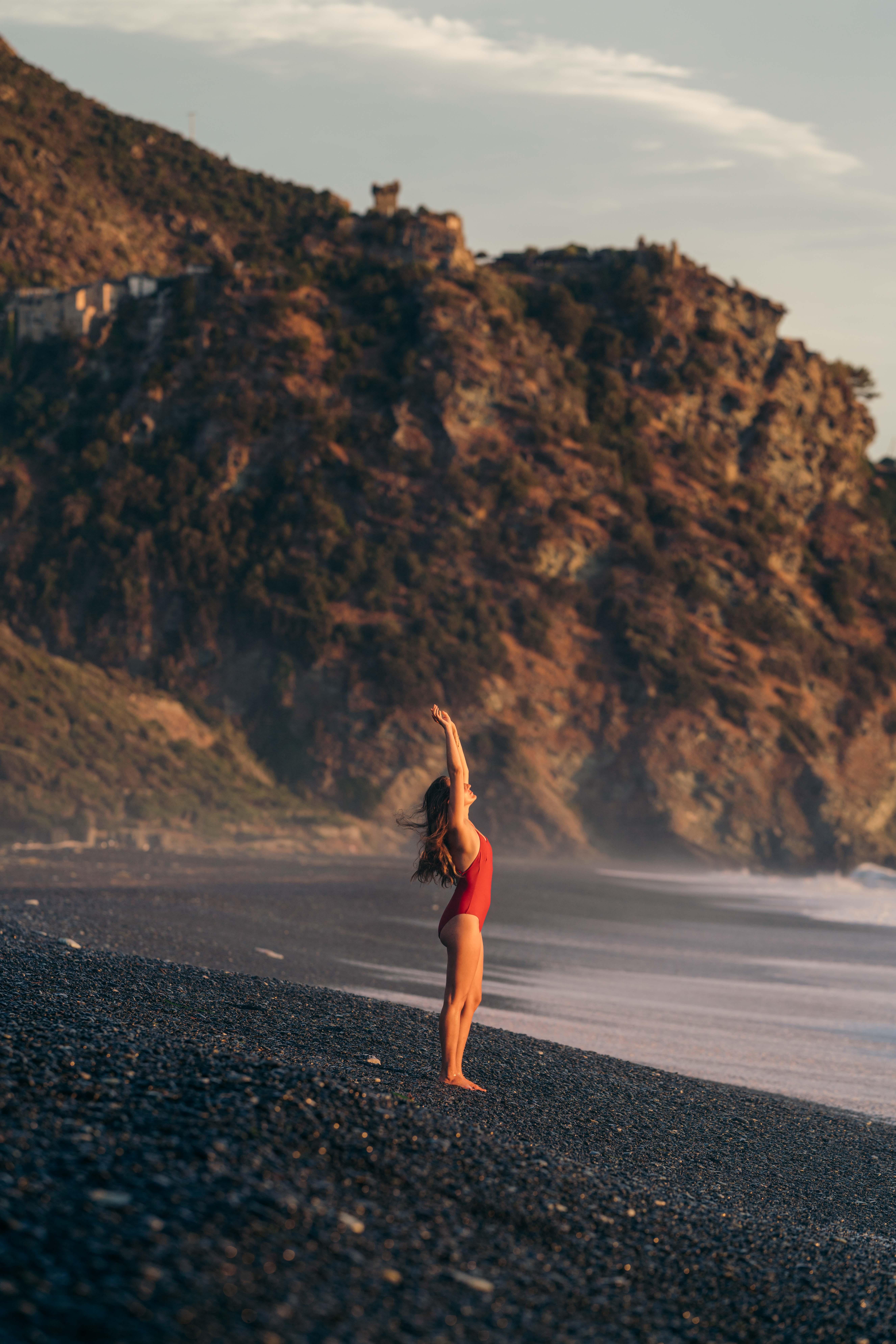 plage de nonza korsyka najlepsze plaże na korsyce