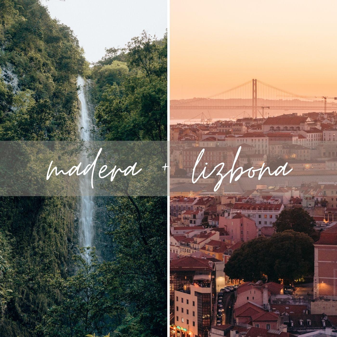 Zestaw Madera + Lizbona lostitalianos presety